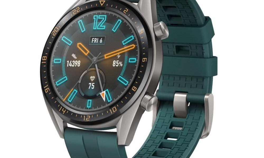 Huawei Watch GT Active Green