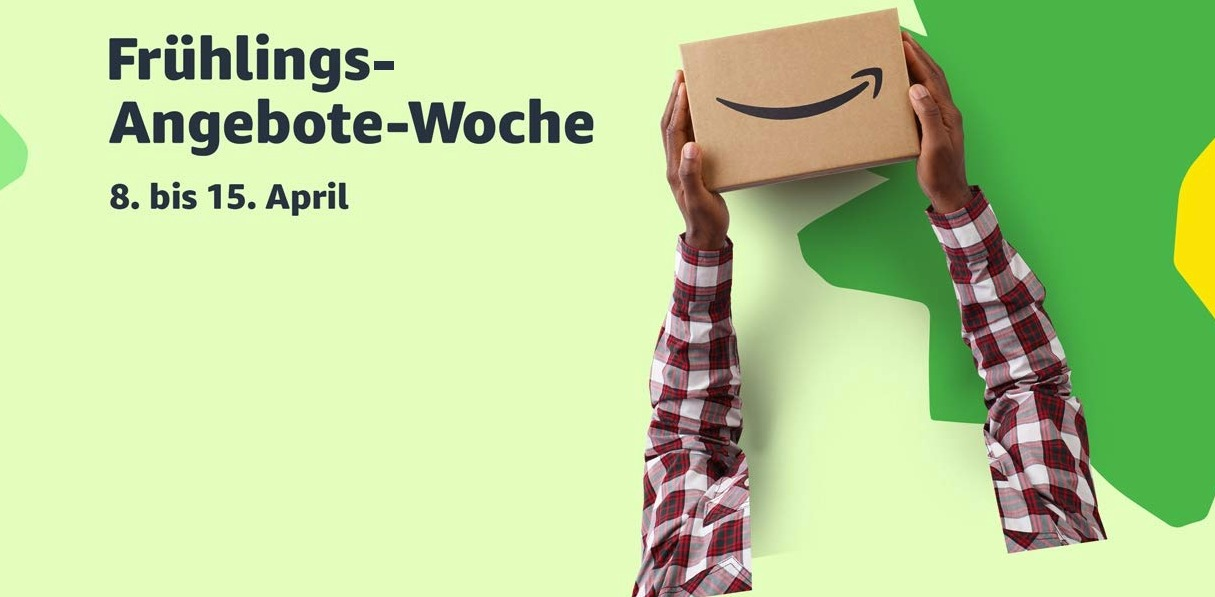 Amazon-Frühlings-Angebote Tag 5: Logitech Harmony, UE Boom, Matebook X Pro