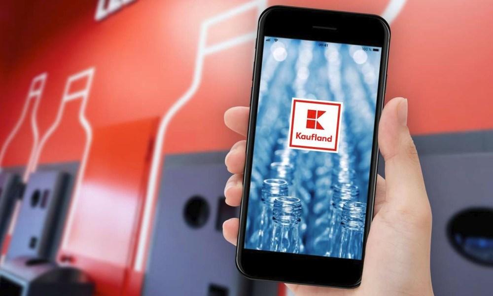Kaufland App Header
