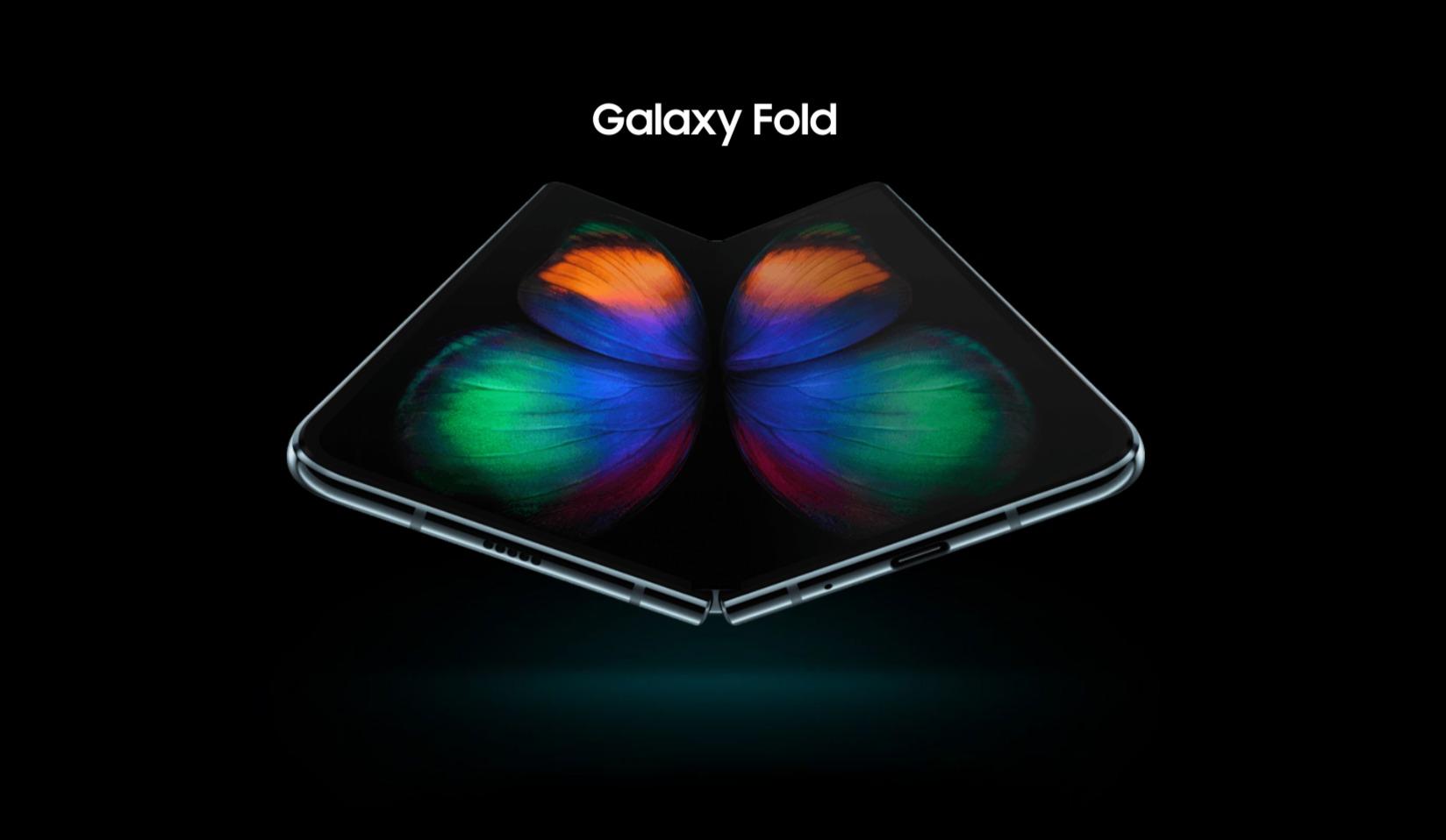 Neues Samsung Galaxy Fold soll schon im nächsten Frühjahr gefaltet werden können