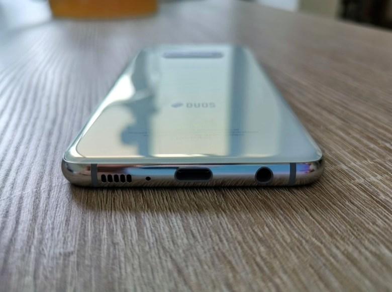 Samsung Galaxy S10e Test