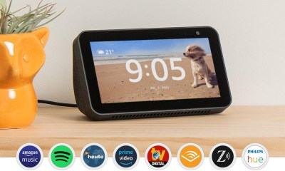 Amazon Echo Show 5 Header