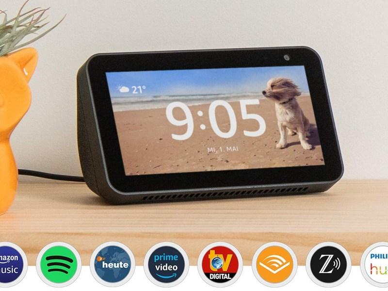 Amazon Echo Show 5 Header