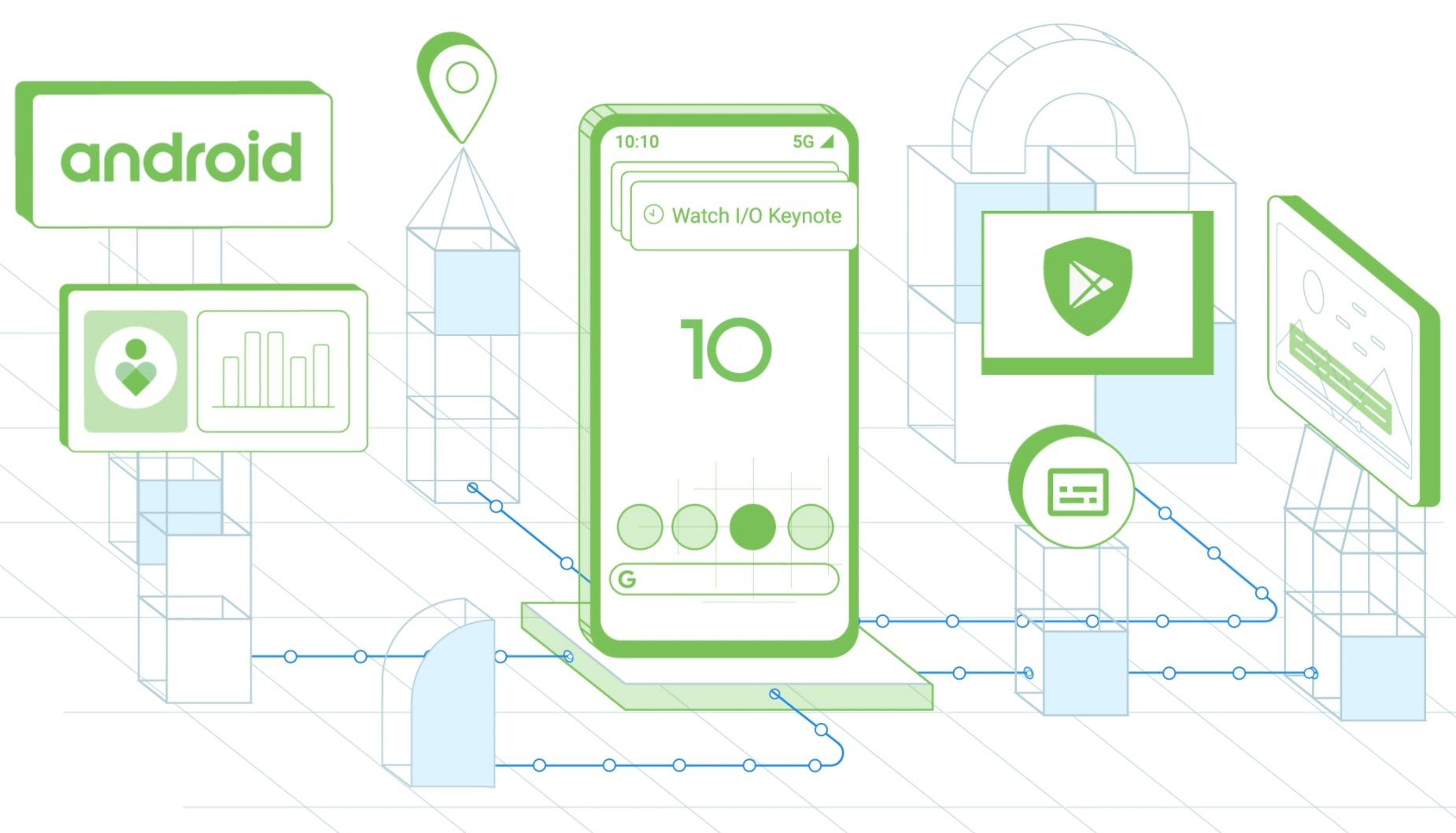 Android Q ist noch wenige Wochen weg, basiert schon auf September-Patch