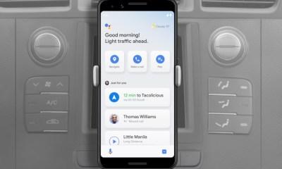 Google Assistant Fahrmodus Auto Header