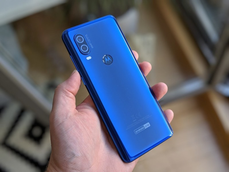 Motorola One Vision Test