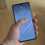 Huawei P30 Testbericht Display Header