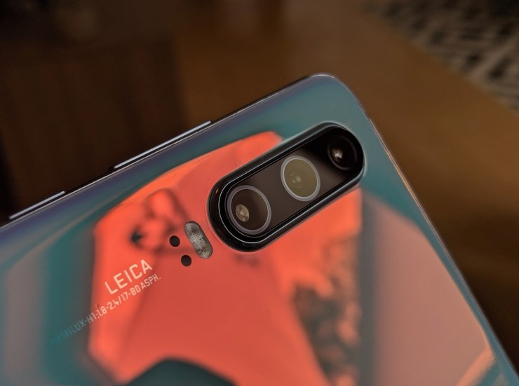 Huawei P30 Testbericht Kamera Header