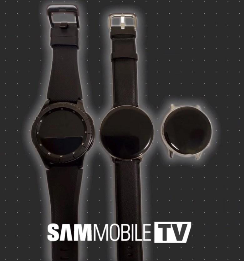 Samsung Galaxy Watch Active 2 Leak