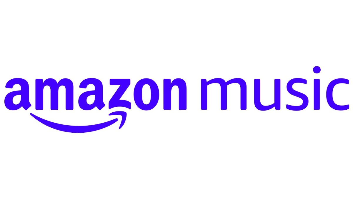 Amazon Music Logo Header