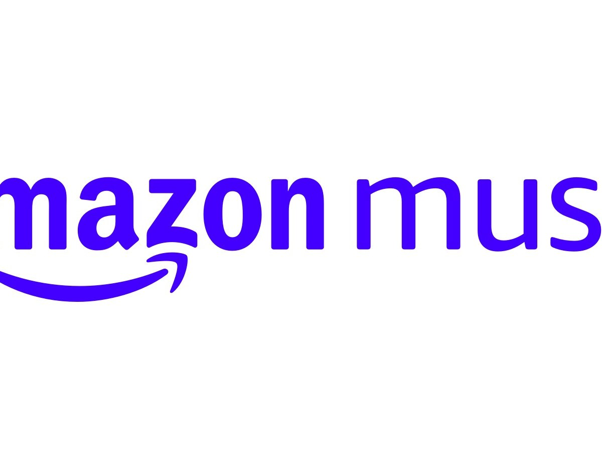 Amazon Music Logo Header