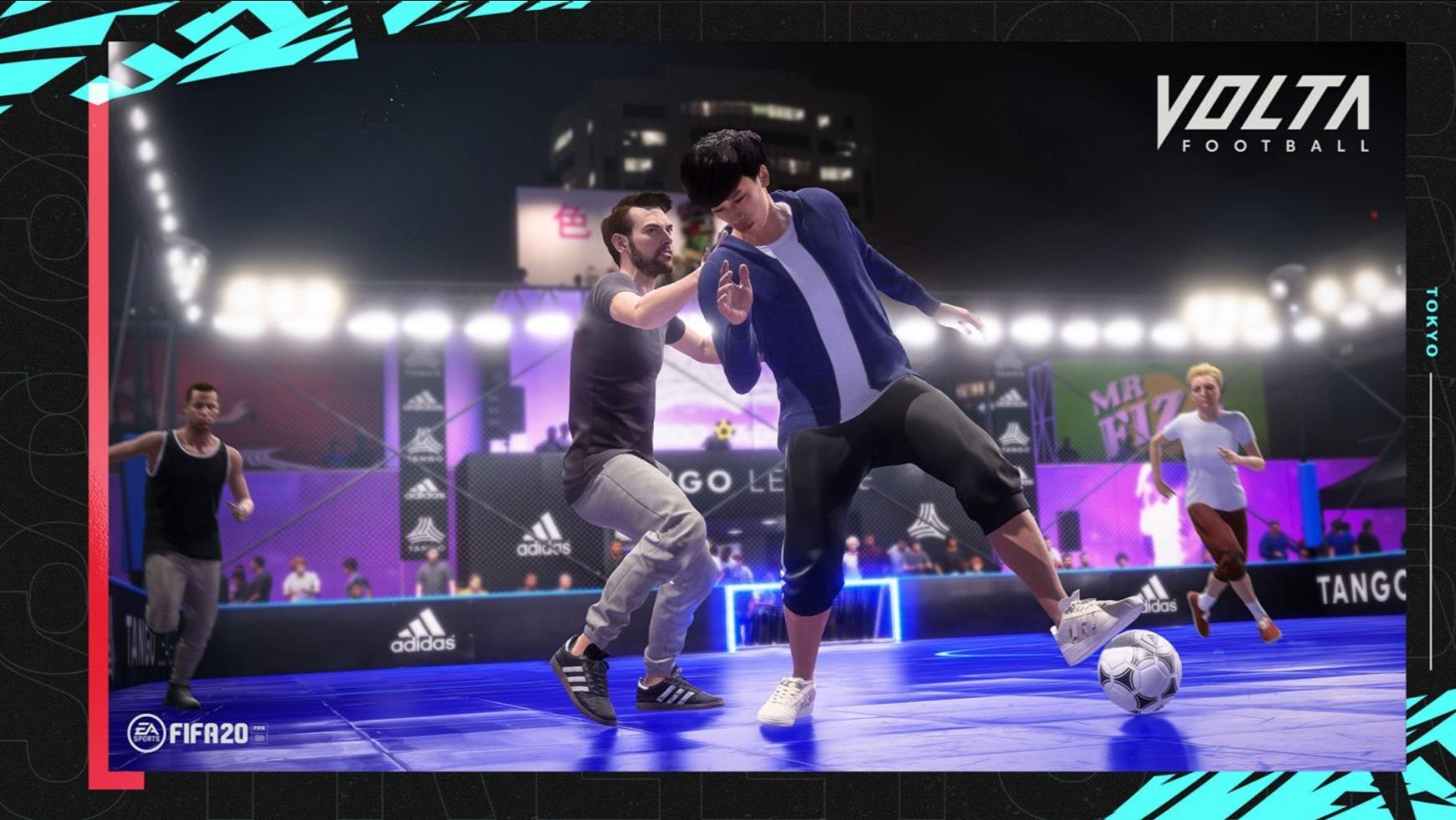 FIFA 20 Demo ist da