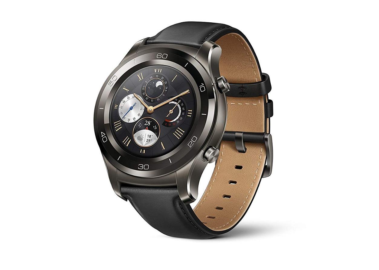 Huawei Watch 3 unterwegs?