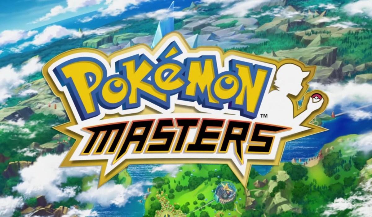 Pokemon Masters Header
