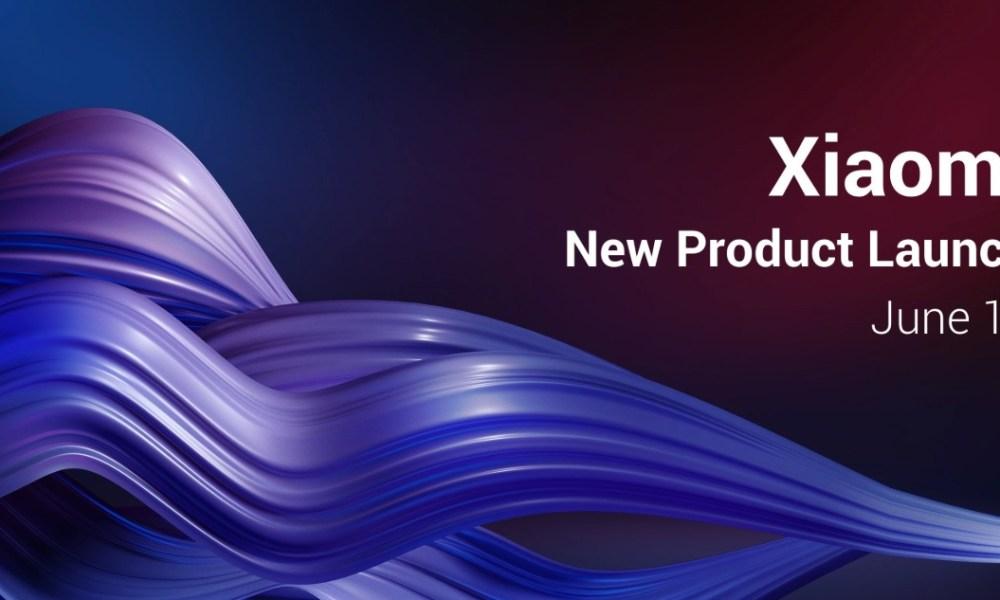 Xiaomi June 12 Header