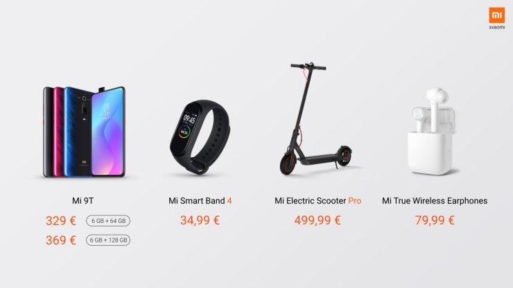 Xiaomi Juni 2019 Preise