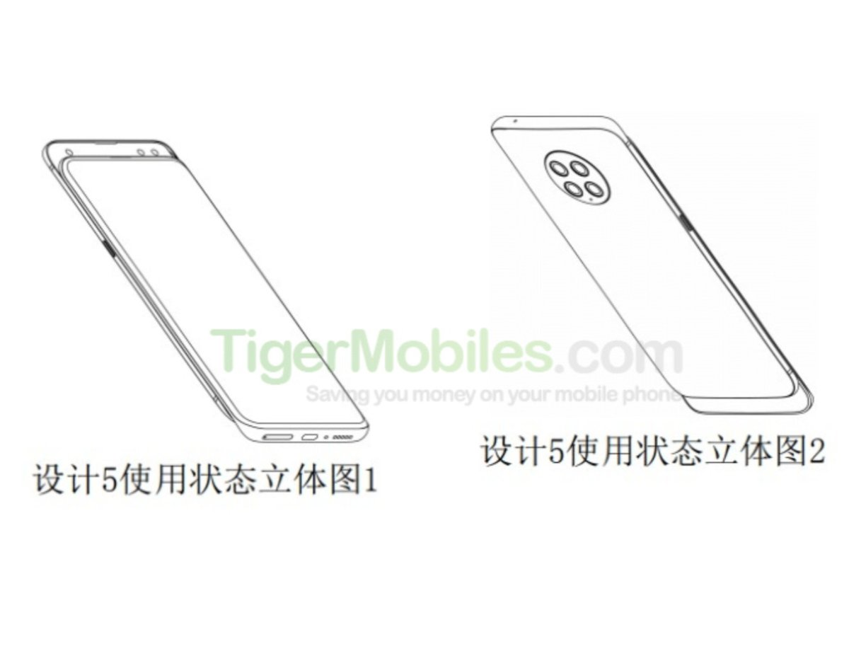 Xiaomi Quad Slide Leak