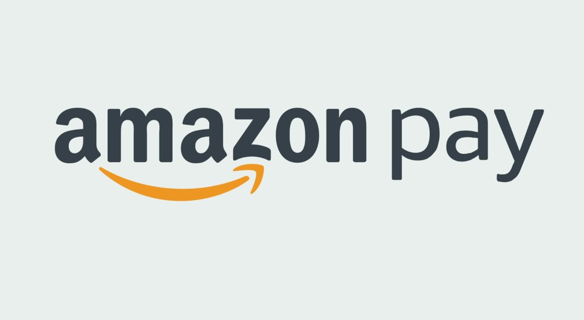 Amazon Pay Logo Header