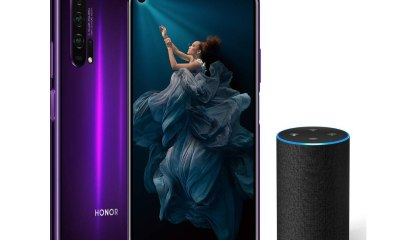 Honor 20 Pro Amazon Echo