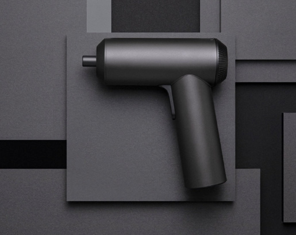 Xiaomi zeigt uns wie Mini-Akkuschrauber heute aussehen kann – mit USB-C!