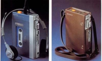 Sony TPS-L2 Kassettenplayer