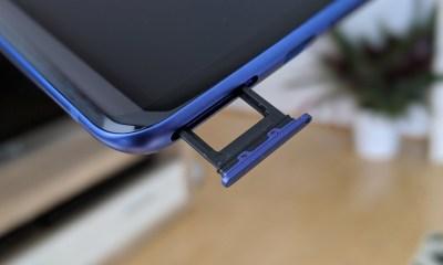 Speicherkarten SIM Slot Header