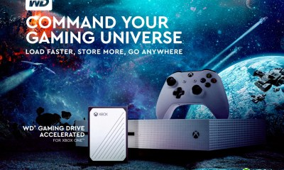 WD Gaming Drive Accelerated