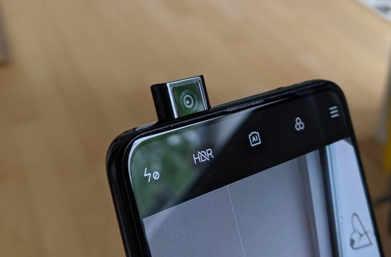 Xiaomi Mi 9T Popup-Frontkamera Test Header