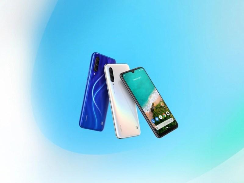Xiaomi Mi A3 Header