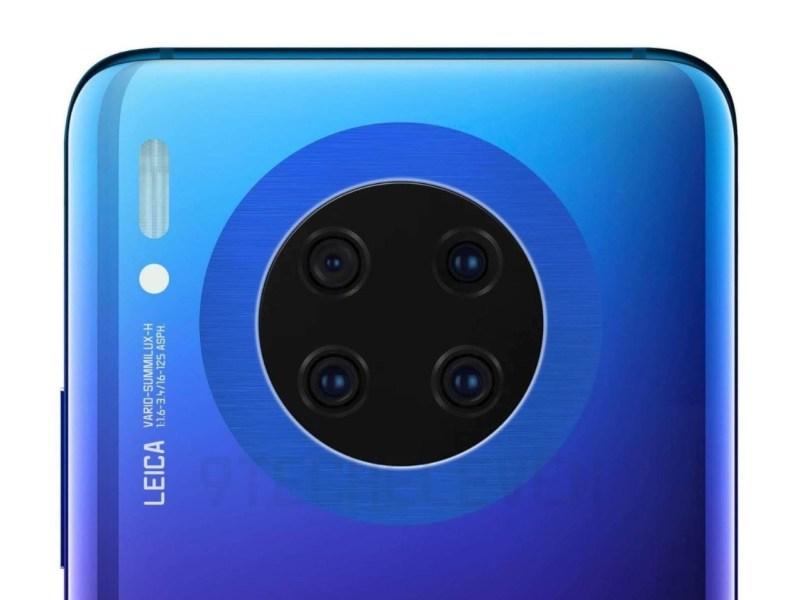 Huawei Mate 30 Pro Leak
