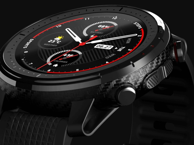 Amazfit Stratos 3 Sport Smart Watch