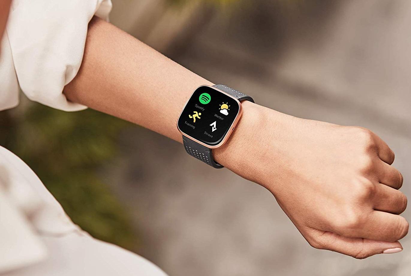 Fitbit kündigt größeres Update für Smartwatches an