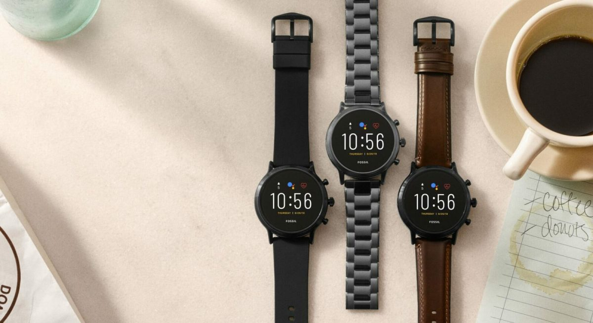 Fossil Smartwatches 2019