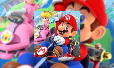 Mario Kart Tour Header