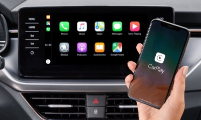 Skoda SmartLink CarPlay Android Auto