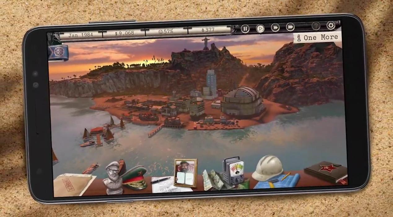 Tropico kommt für Android im September