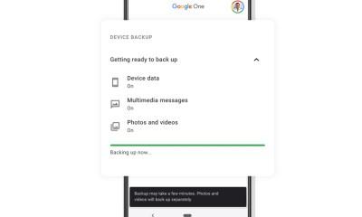 Google One Android Sicherung