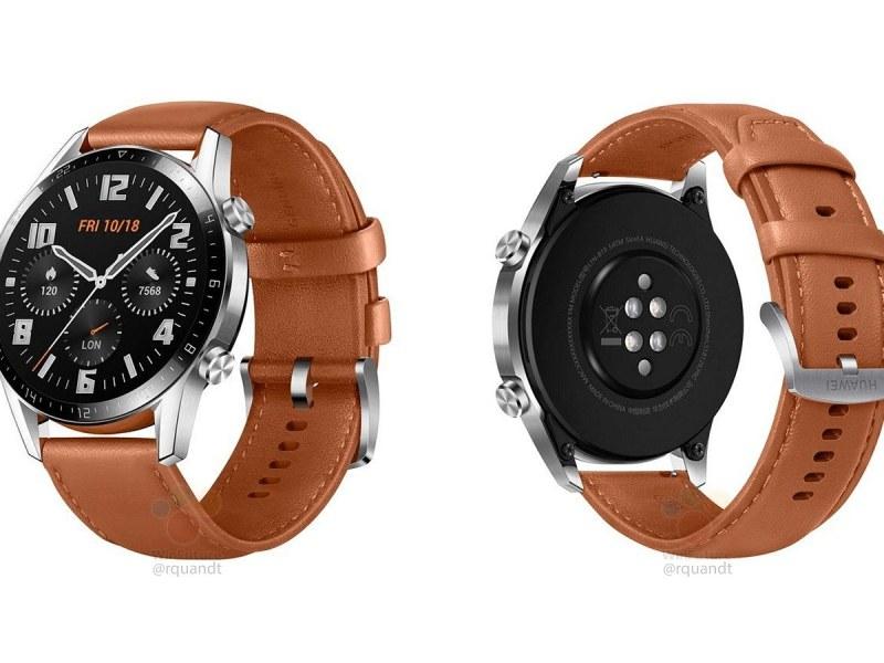Huawei Watch GT 2 Leak