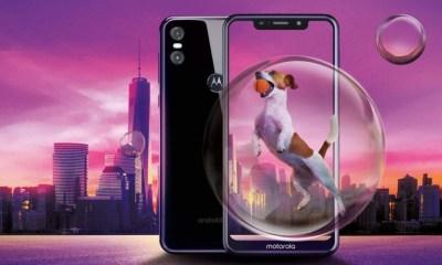 Motorola One 2018