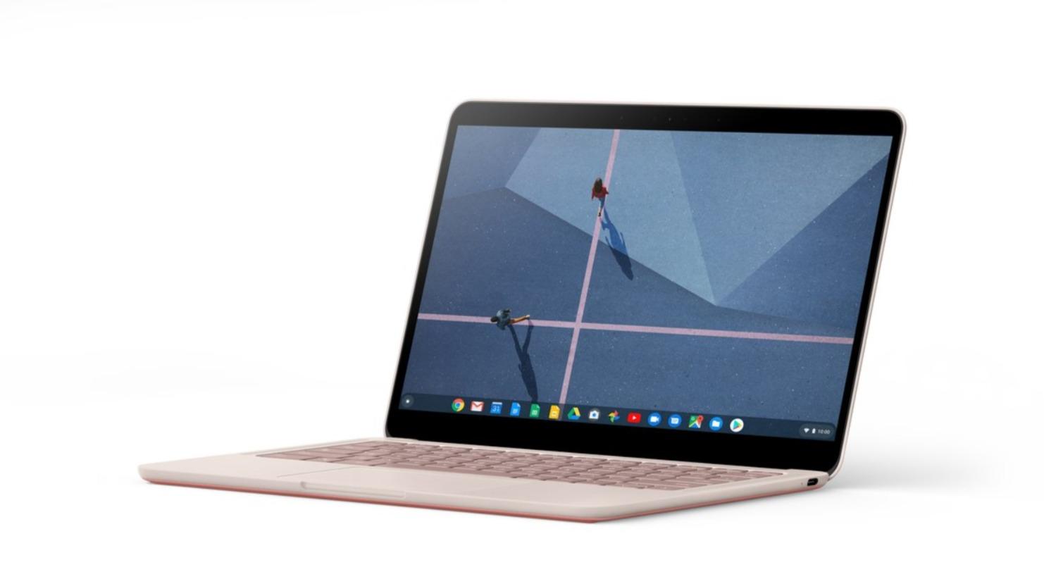 Das neue Pixelbook Go: Google präsentiert ein neues Chromebook