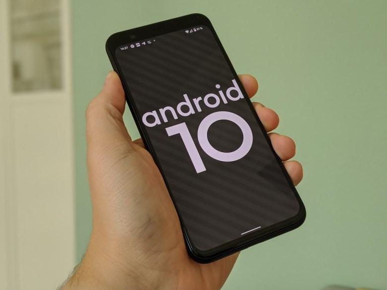 Google Pixel 4 Android 10 Titelbild Header