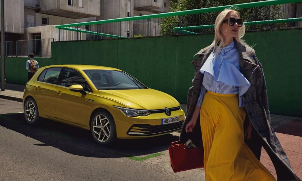 VW Golf 8 Ttitelbild Header