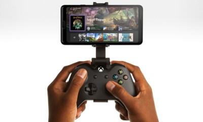 Xbox Controller Smartphone Header Titelbild