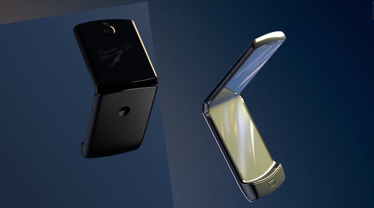 Klappe, die zweite: Neustart für Motorola Razr