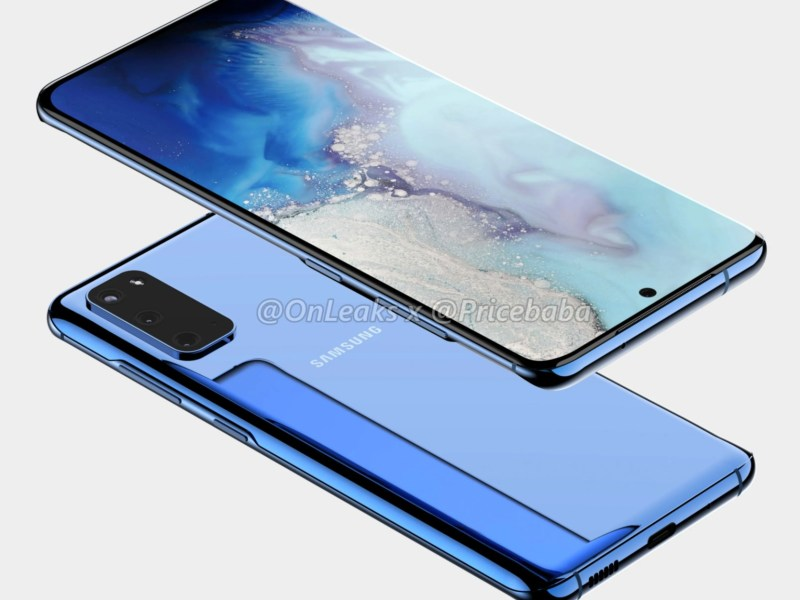 Samsung Galaxy S11e Leak