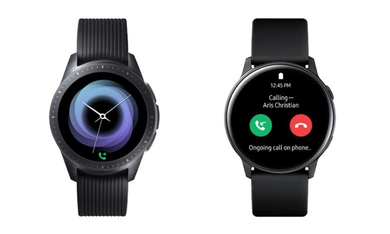 Galaxy Watch und Watch Active Update Nov 19 2