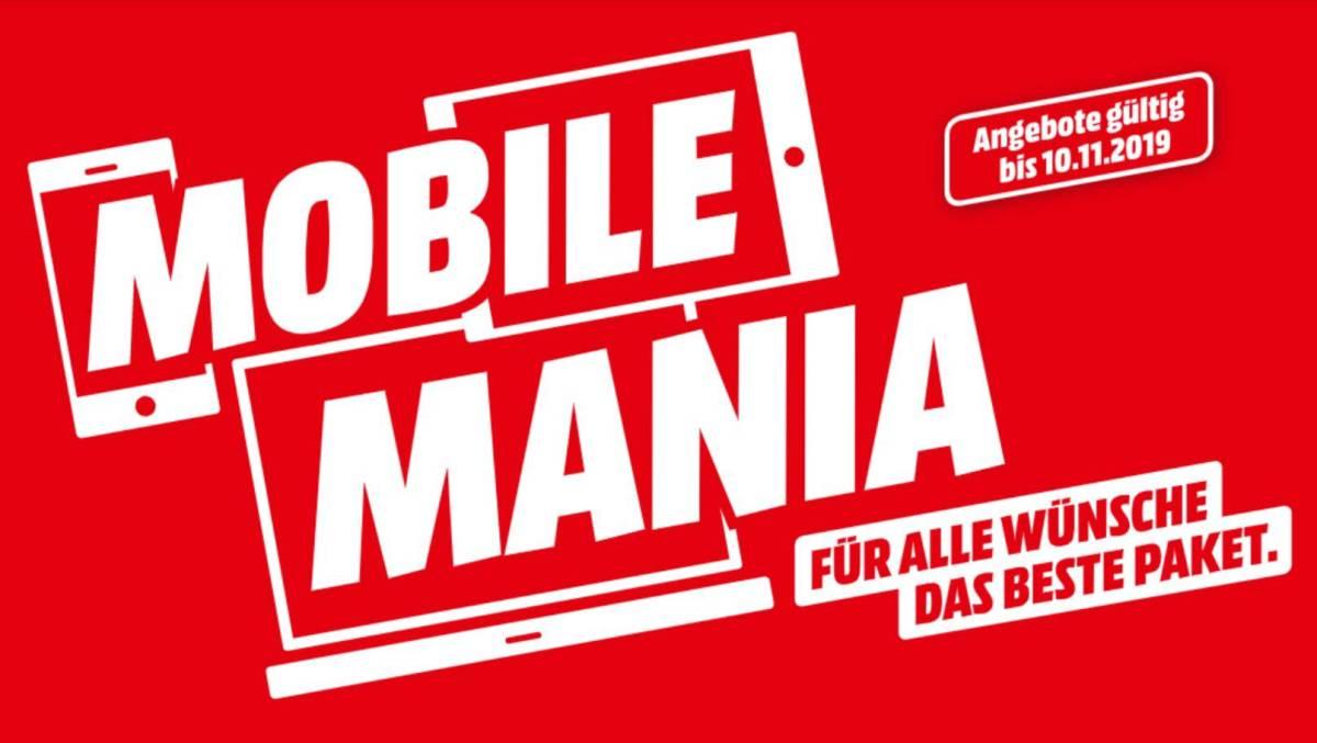 MediaMarkt Mobile Mania Aktion