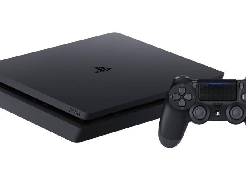 PlayStation 4 Slim Header