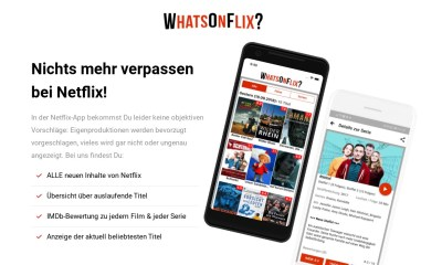 WhatsOnFlix Header