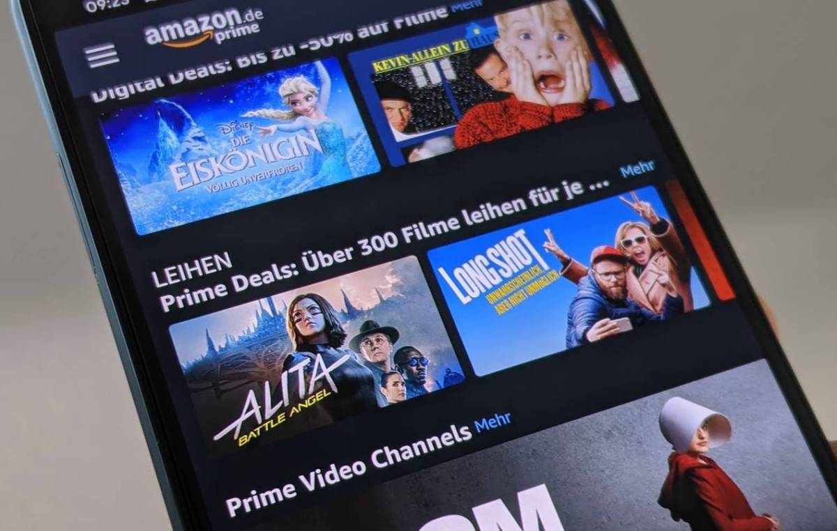 Amazon Prime Deals Header